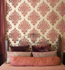 wall stencil art for the home pinterest wall stenciling