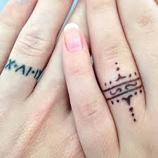 wedding ring tattoos 78 wedding ring tattoos done to symbolize your