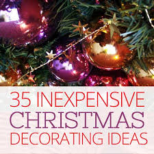 cheap christmas decorations cheap christmas decorations home interior design
