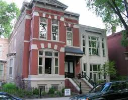 1895 brownstone row house in chicago illinois oldhouses com