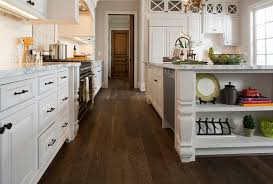 Engineered Hardwood In Kitchen Kitchen Wood Flooring Ideas Home Design Plan
