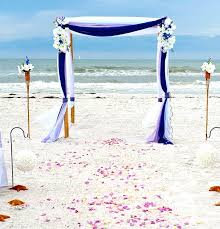 wedding arches bamboo simply beautiful wedding package st pete