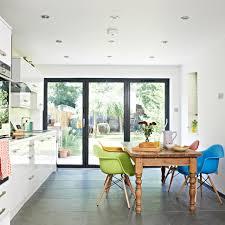 Kitchen Diner Flooring Ideas Kitchen Floor Modern Kitchens Grey Kitchen Dinering Ideas Top