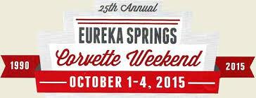 springs corvette weekend get your vroom on at the eureka springs corvette weekend 5 ojo