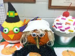 Young & Lively Kindergarten Pumpkin Decorating Contest