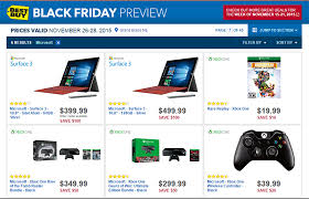 black friday deals for laptops bestbuy black friday deals revealed includes great offers on