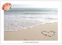 Beach Theme Wedding Invitations Beach Wedding All Free Wedding Invitations