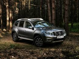 nissan terrano off road new nissan terrano suv goes on sale in russia autoevolution