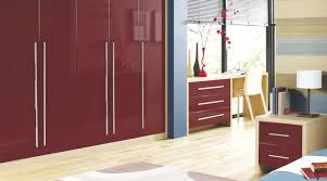 Bedroom Furniture B And Q Contemporary Burgundy Gloss Modular Bedroom Furniture