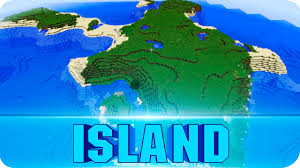 Minecraft Map Seeds Minecraft Seeds Large Survival Island With One Tree 1 9 1 8