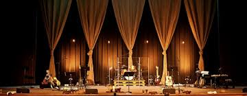 Church Curtains And Drapes Cfc Church Stage Decorations Women U0027s Conference Decor Early