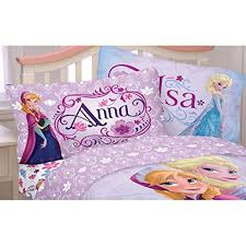 frozen sheets disney frozen bed sheet set elsa celebrate bedding