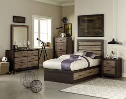 Black Twin Captains Bed Contemporary Twin Captain U0027s Bed By Standard Furniture Wolf And