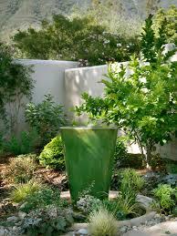 photos hgtv desert garden with green water fountain loversiq