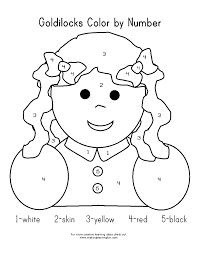 coloring pages free coloring pages goldilocks bears