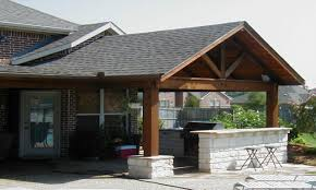 Attached Patio Cover Designs Attached Covered Patio Ideas