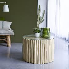 ventouse pour table basse en verre table basse ronde river u2013 vente de tables basses chez tikamoon