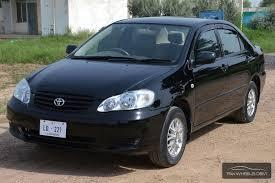 price of toyota corolla 2003 toyota corolla xli 2003 for sale in islamabad pakwheels