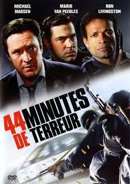 44 minutes de terreur affiche