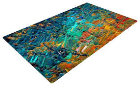 Area Rugs Orange Mesmerizing Awesome Rug Teal And Orange Area Wuqiangco Within In