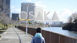 winter in osaka japan travel vlog