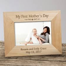 wooden personalized gifts personalized wood picture frames gifts for you now