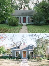 Landscape Ideas For Front Of House by Curb Appeal And Landscaping Ideas From Fixer Upper Craftsmen