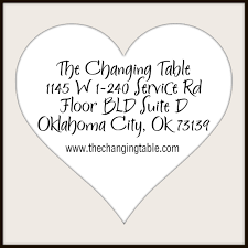 The Changing Table Okc Store Locations