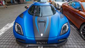 koenigsegg blue interior koenigsegg agera s loud arrival and door opening youtube