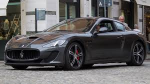maserati granturismo blacked out nero carbonio maserati granturismo mc centennial edition