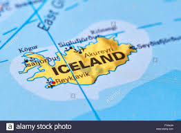 Iceland Map Location Picture Of Diagram World Map Location Of Iceland And On