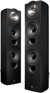 Beautiful Speakers by Amazon Com Kef Iq90bl Floor Standing Speaker Single Black