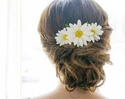 flowers for hair flowers for hair etsy