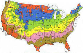 us climate map usda hardiness zones map sunset climate zones and other zone maps