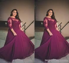 plus size burgundy prom dresses 2017 lace applique half long