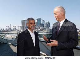 bureau r up mayor of sadiq khan meets cast members ivanno jeremiah left