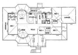 queenslander house plan house plan
