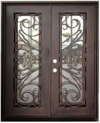 metal glass doors entry door ebay