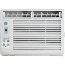 slider window air conditioner frigidaire 5 000 btu window air conditioner with remote 115v
