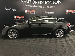 lexus cars 4 door new 2018 lexus is 350 f sport series 3 4 door car in edmonton
