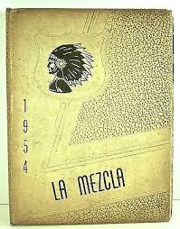 armijo high school yearbook armijo high school 1954 la mezcla yearbook fairfield ca