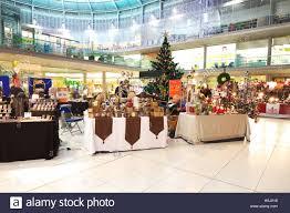 handmade christmas craft market norwich stock photo royalty free