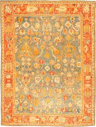 dining room design turkish oushak rugs for your floor decorating