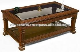 carved wood coffee table wooden carved lion paw coffee table carved furniture from india