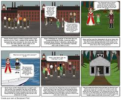 the scarlet letter storyboard storyboard by catgirlmm