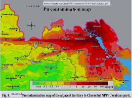 Fukushima Fallout Map by Chernobyl Nuclear Disaster 30th Anniversary Allegedly Apparent Blog