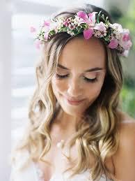 wedding flowers hair 22 bridal flower crowns for your wedding