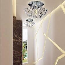 Wall Mount Chandelier Aliexpress Com Buy Zx Modern Creative K9 Crystal Led Chandelier