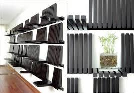 Wall Mounted Bookcase Shelves Repisa N5 Wall Mounted Modern Book Shelf