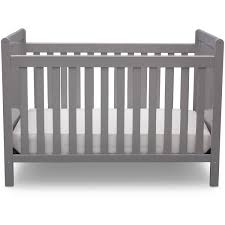 Grey Convertible Crib by Delta Children Sunnyvale 4 In 1 Convertible Crib Gray Walmart Com